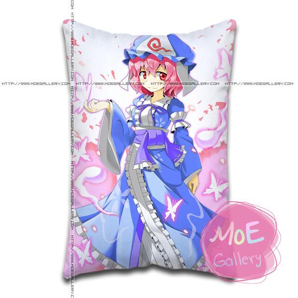 Touhou Project Yuyuko Saigyouji Standard Pillows Covers B