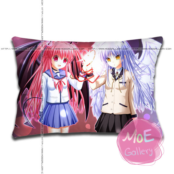 Angel Beats Yuri Nakamura Standard Pillows A
