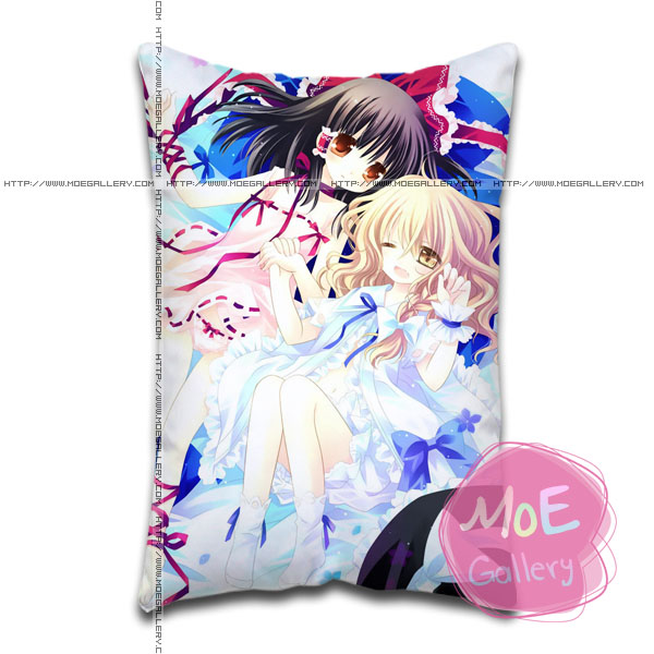 Anime Girl Loli Standard Pillows B