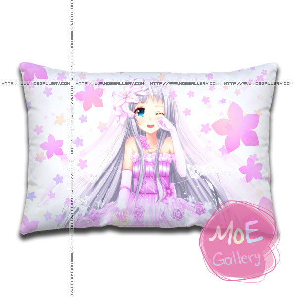 Anohana The Flower We Saw That Day Meiko Honma Standard Pillows C