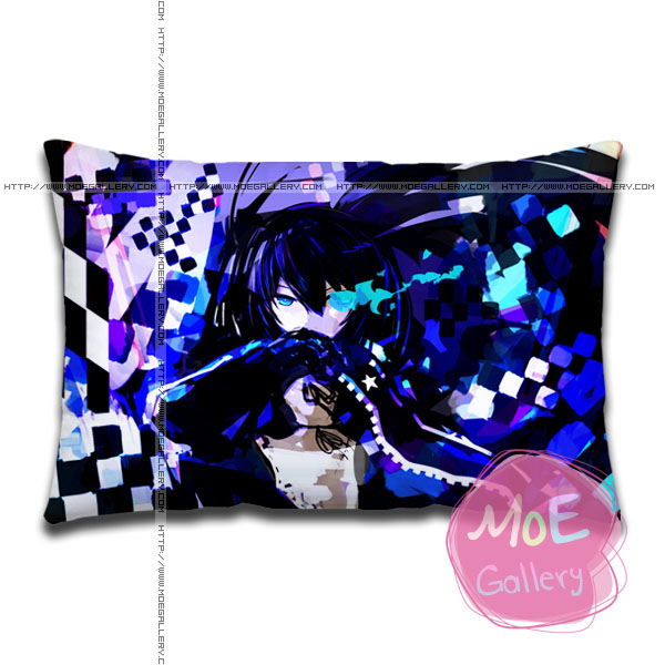 Black Rock Shooter Black Rock Shooter Standard Pillows A