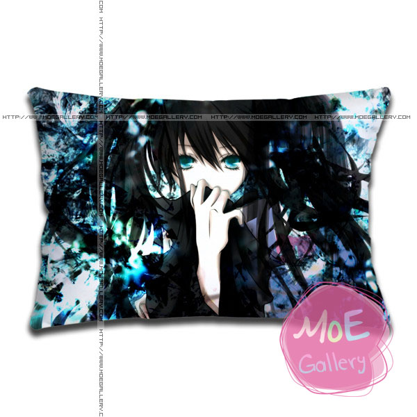 Black Rock Shooter Black Rock Shooter Standard Pillows C