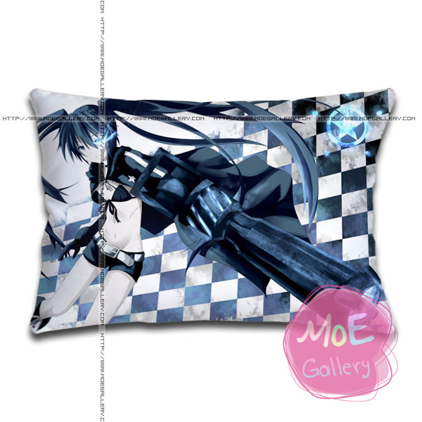 Black Rock Shooter Black Rock Shooter Standard Pillows D