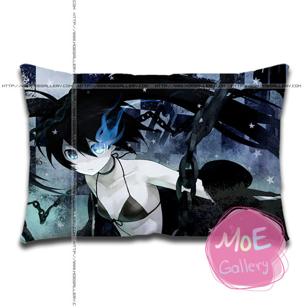 Black Rock Shooter Black Rock Shooter Standard Pillows F
