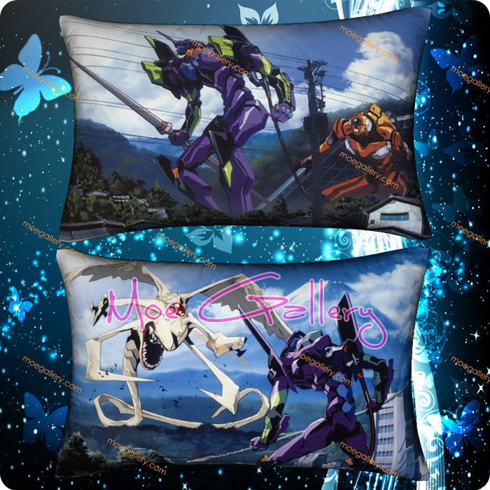EVA EVA Unit 01 Standard Pillows 01