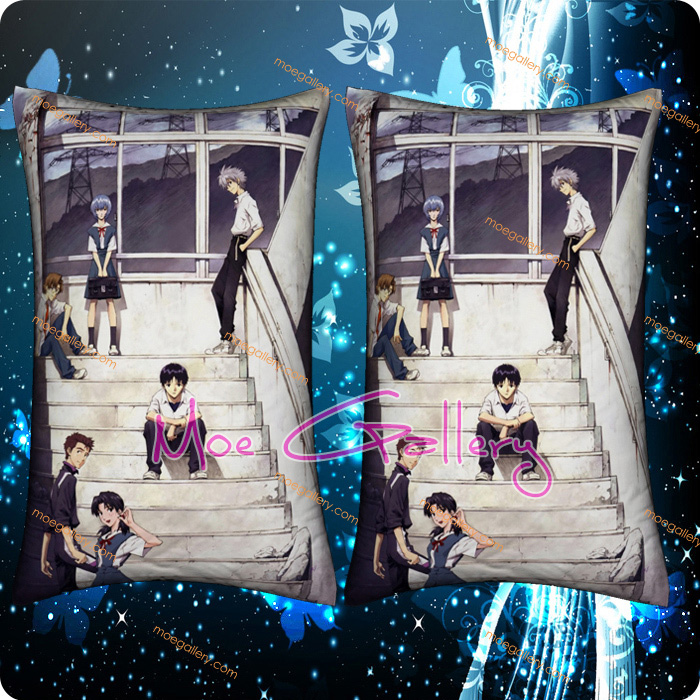 EVA Shinji Ikari Standard Pillows 01