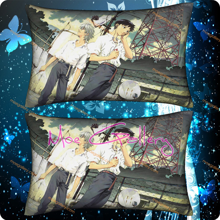 EVA Shinji Ikari Standard Pillows 03