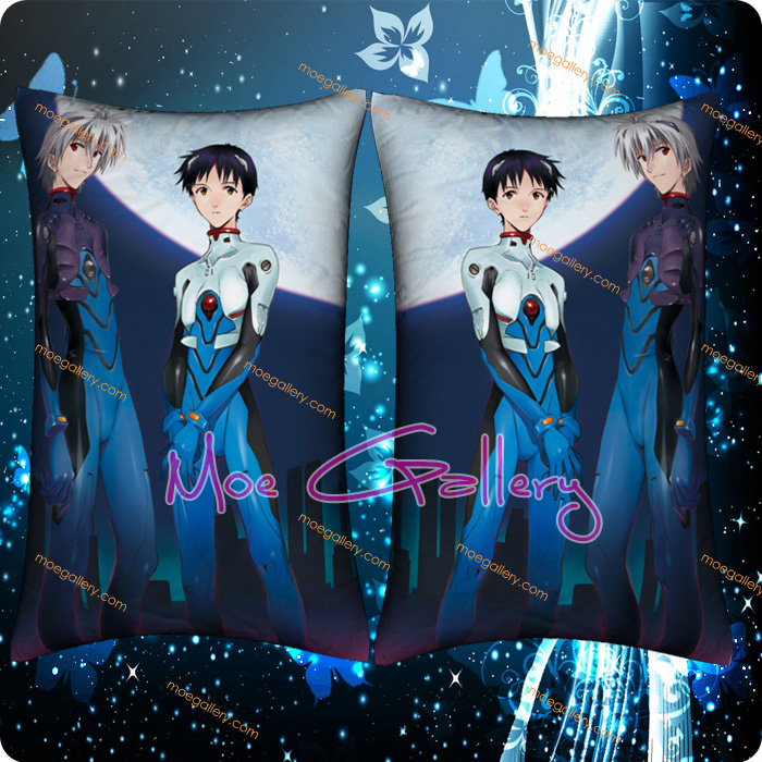 EVA Shinji Ikari Standard Pillows 05