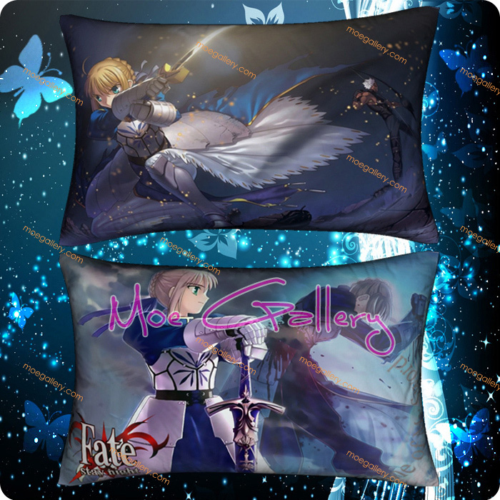 Fate Stay Night Saber Standard Pillows 02