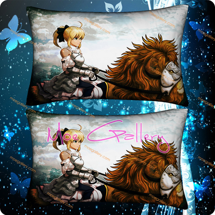 Fate Stay Night Saber Standard Pillows 06