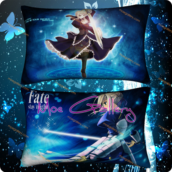 Fate Stay Night Saber Standard Pillows 07