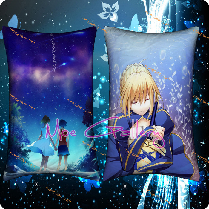 Fate Stay Night Saber Standard Pillows 08