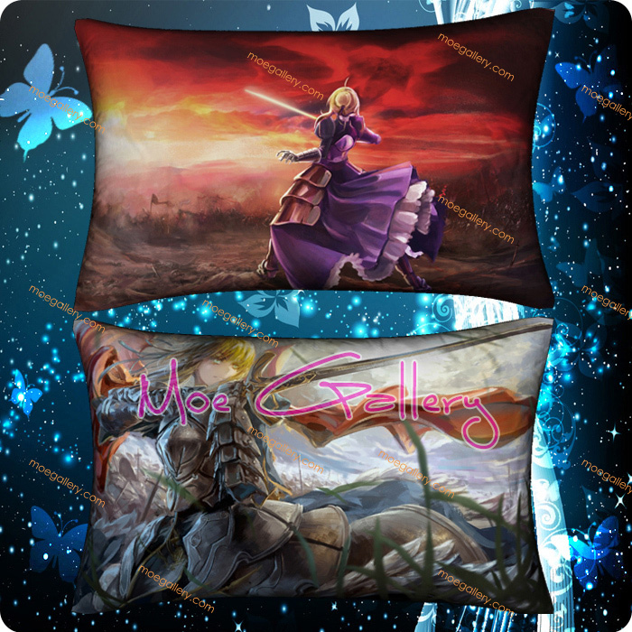 Fate Stay Night Saber Standard Pillows 09