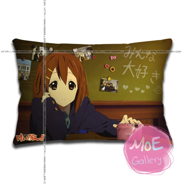 K On Yui Hirasawa Standard Pillows J