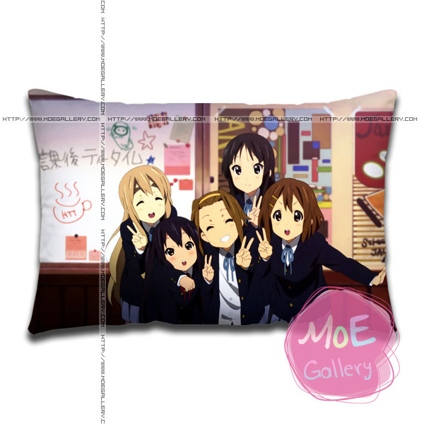 K On Yui Hirasawa Standard Pillows K