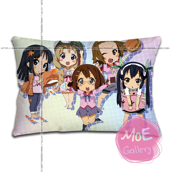 K On Yui Hirasawa Standard Pillows B