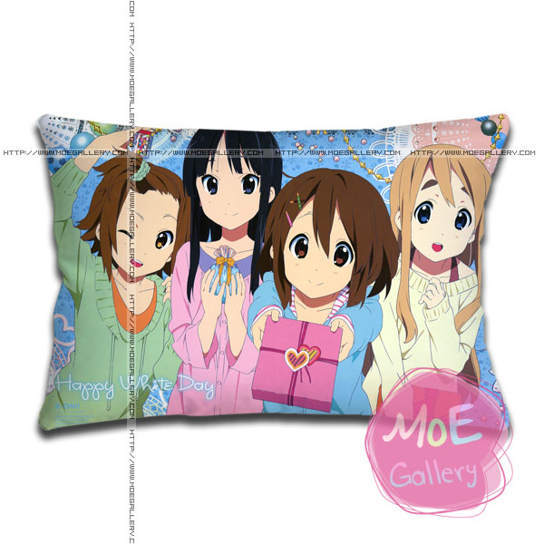 K On Yui Hirasawa Standard Pillows H