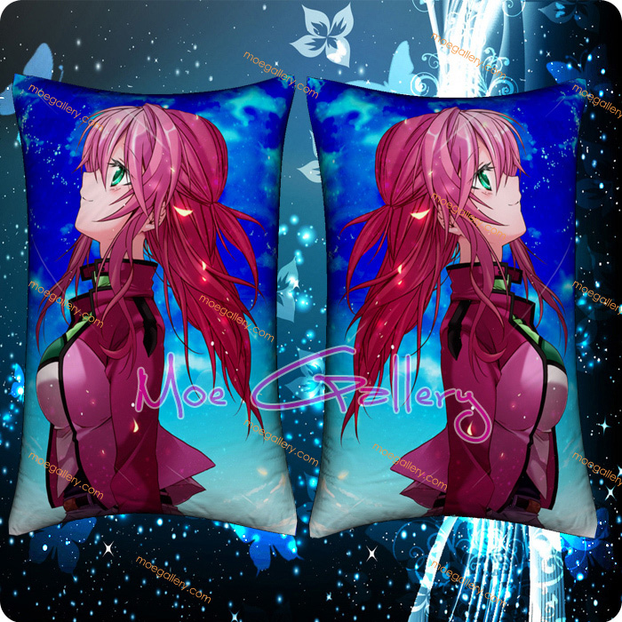 Mobile Suit Gundam Feldt Grace Standard Pillows 01