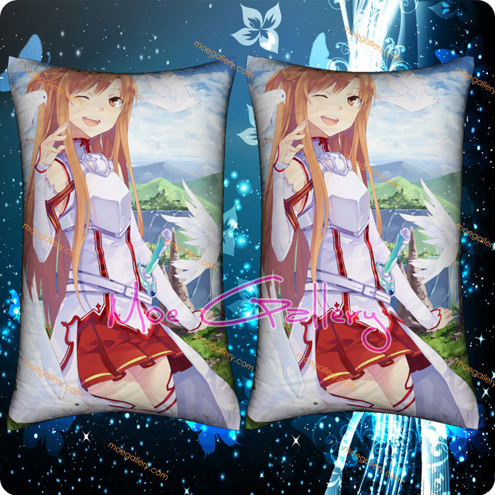 Sword Art Online Asuna Standard Pillows 01