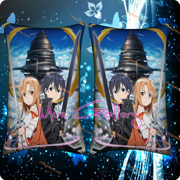 Sword Art Online Asuna Standard Pillows 08