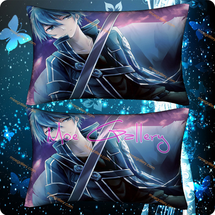 Sword Art Online Kirito Standard Pillows 01