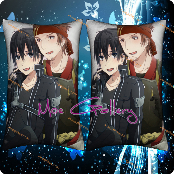 Sword Art Online Kirito Standard Pillows 02