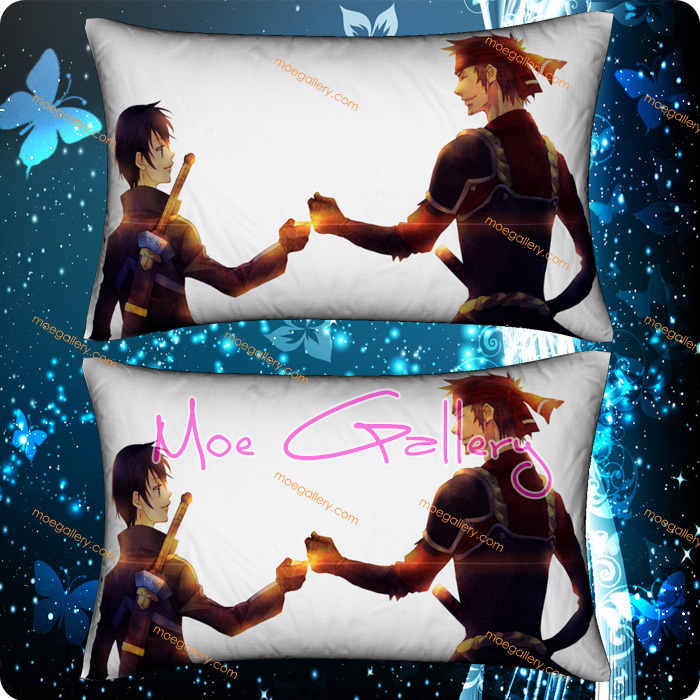 Sword Art Online Kirito Standard Pillows 04