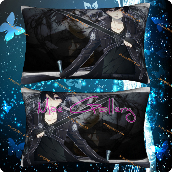 Sword Art Online Kirito Standard Pillows 05