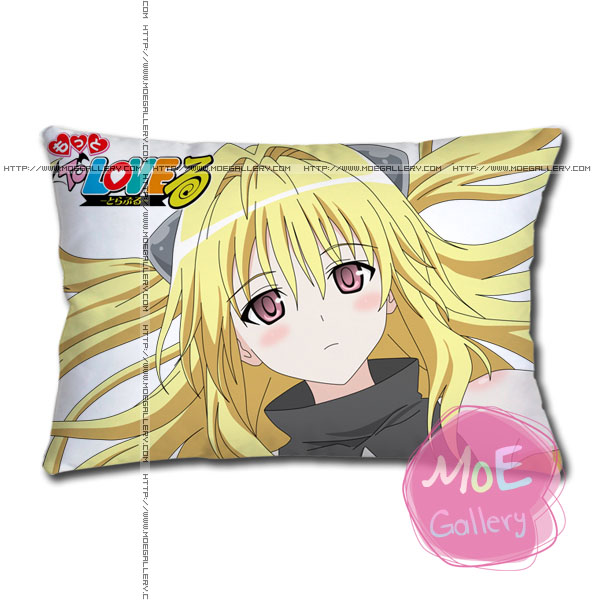 To Love Risa Momioka Standard Pillows