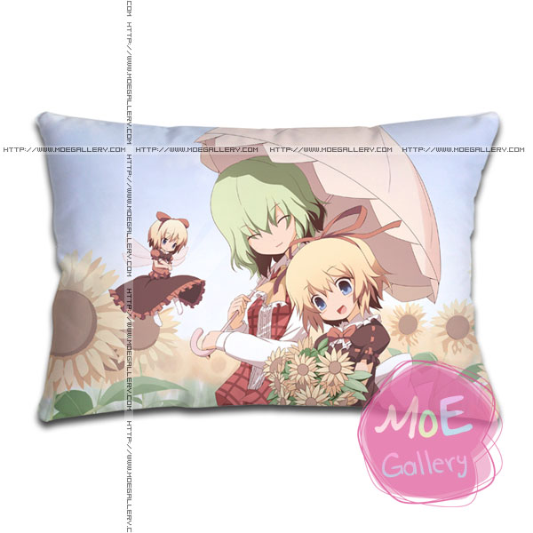 Touhou Project Izayoi Sakuya Standard Pillows