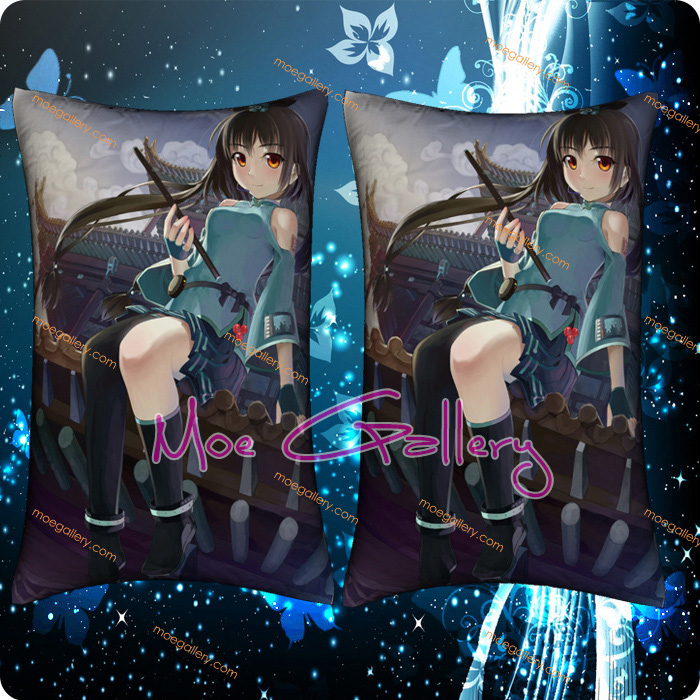 Vocaloid Luo Tianyi Standard Pillows 03