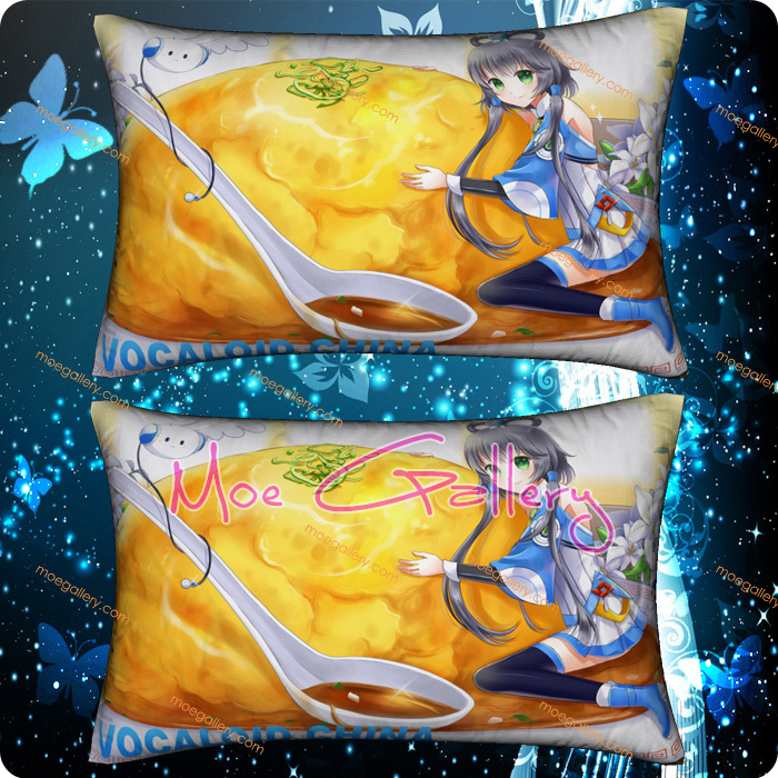 Vocaloid Luo Tianyi Standard Pillows 04