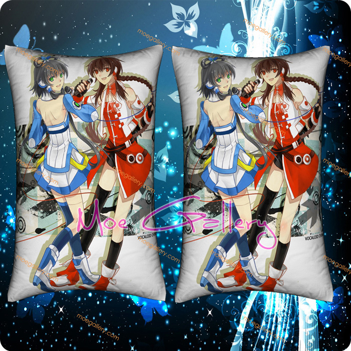 Vocaloid Luo Tianyi Standard Pillows 10