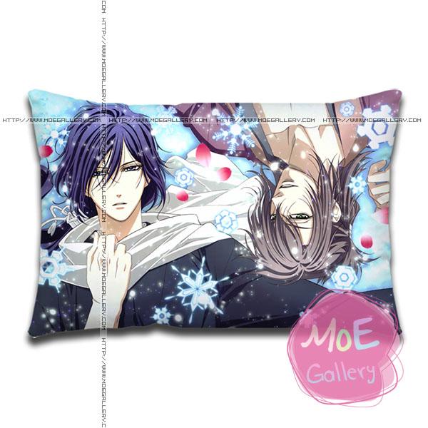 Hakuoki Soji Okita Standard Pillows