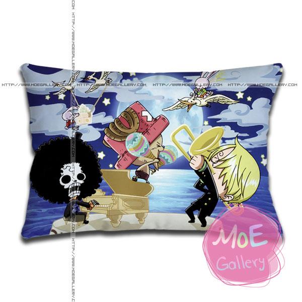 One Piece Brook Standard Pillows A