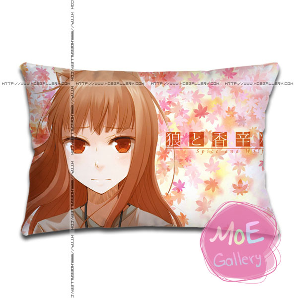 Spice and Wolf Holo Standard Pillows