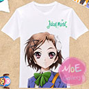 Accel World Chiyuri Kurashima Lime Bell T-Shirt 02