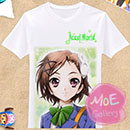 Accel World Chiyuri Kurashima Lime Bell T-Shirt 03