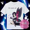Accel World Kuroyukihime T-Shirt 01