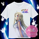 Anohana The Flower We Saw That Day Meiko Honma T-Shirt 01