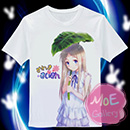 Anohana The Flower We Saw That Day Meiko Honma T-Shirt 03