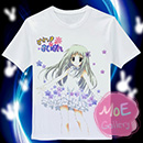 Anohana The Flower We Saw That Day Meiko Honma T-Shirt 07