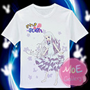 Anohana The Flower We Saw That Day Meiko Honma T-Shirt 08