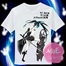 Black Rock Shooter BRS T-Shirt 07