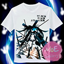 Black Rock Shooter BRS T-Shirt 08
