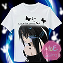 Black Rock Shooter BRS T-Shirt 09