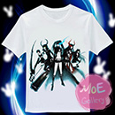 Black Rock Shooter BRS T-Shirt 10