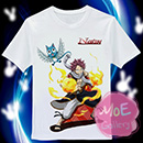 Fairy Tail Natsu Dragneel T-Shirt 01