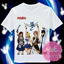 Fairy Tail Natsu Dragneel T-Shirt 04