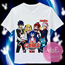 Fairy Tail Wendy Marvell T-Shirt 02